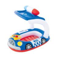 Autó formájú csónak
