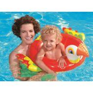 Papagájos gyermek úszógumi
