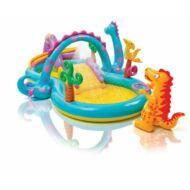 Intex dinoszauruszos vízi játszótér
