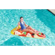 Pizza szelet úszósziget