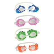 Állatfigurás úszószemüveg