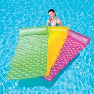 Float matrac,hengerbe hajtogatható.