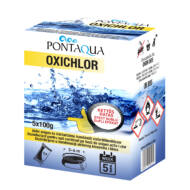 Oxichlor 5x100 gr tasak - Pontaqua