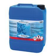 Saunatop fertőtlenítőszer 10l - Pontaqua