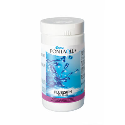 Pluszaph 0.8 kg-os pH növelő - Pontaqua