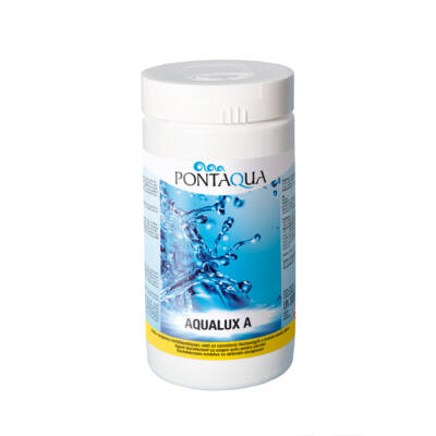 Aqualux A 1 kg/20 gr-os oxigénes tabletta - Pontaqua