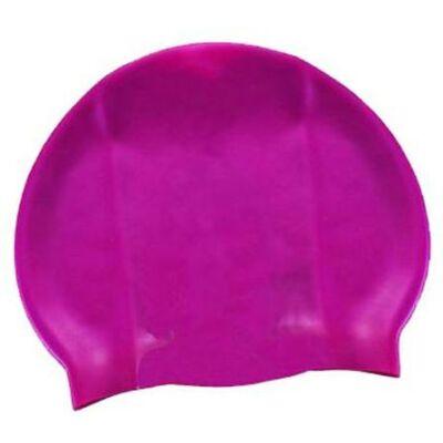 Lila színű úszósapka