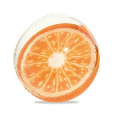 Bestway narancs strandlabda D=46 cm