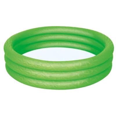 Bestway Bébi pancsoló zöld színben 102x25cm