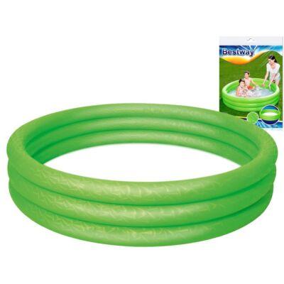 Bestway Bébi pancsoló zöld színben 152x30cm