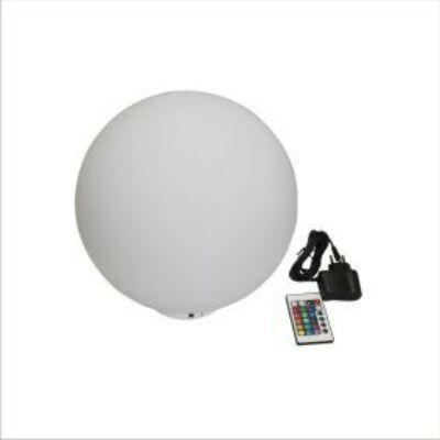 Úszó led világítás, távirányítóval (gömb alak)