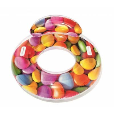 Bestway Candy Delight Lounge cukorkás úszógumi