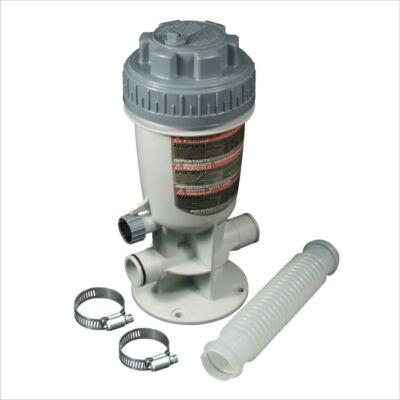 Vegyszeradagoló gégecsöves vízforgatóhoz
