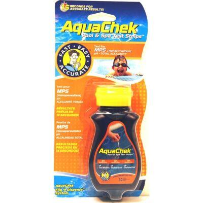 AquaChek vízelemző Aqualux A-hoz