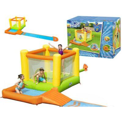 Bestway H2O trambulinos felfújható vízi játszótér