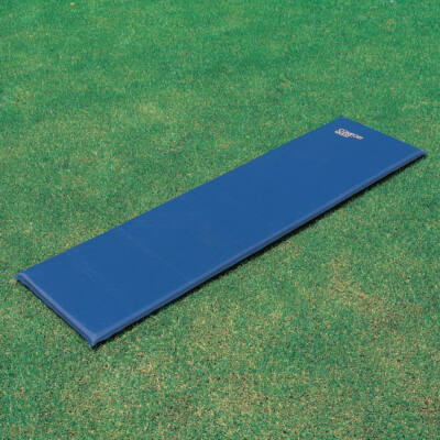 Önfelfújós camping matrac 178x48 cm