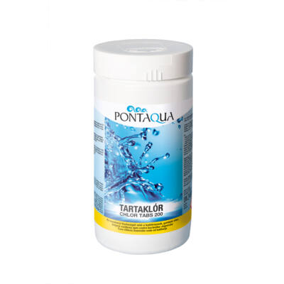 Tartaklór 1 kg (200 gr-os tabletta) - Pontaqua